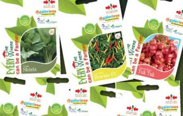 Menyiapkan Benih Sayuran