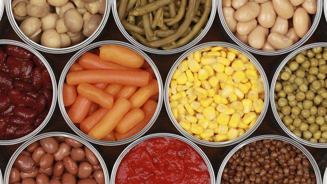 Mengonsumsi Makanan Kaleng Saat Hamil Pemicu Keguguran
