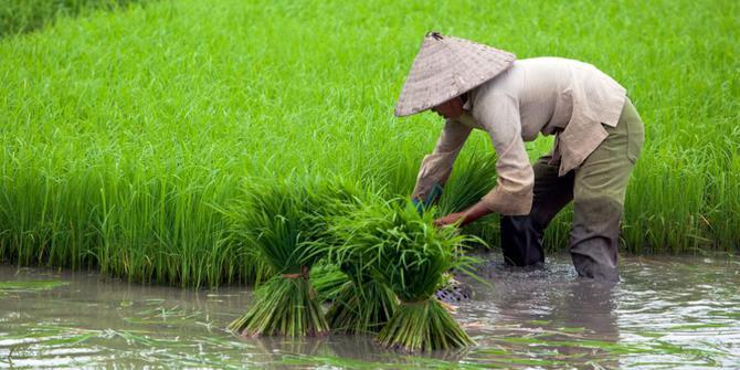 Menteri Pertanian Kenalkan Petani Teknologi Baru