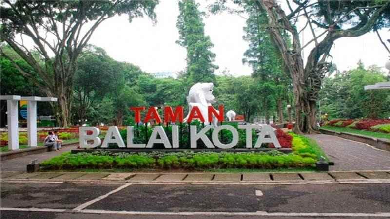 Tak Hanya Bandung, Madiun Memiliki Taman Tematik