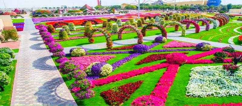 Yuk Melihat Taman Bunga Paling Indah di Dunia