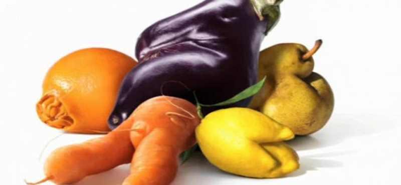 Buah dan Sayur Cacat Populer di Kanada
