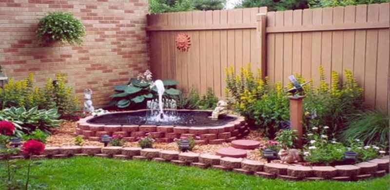 Tips Membuat Taman Air di Pekarangan Rumah