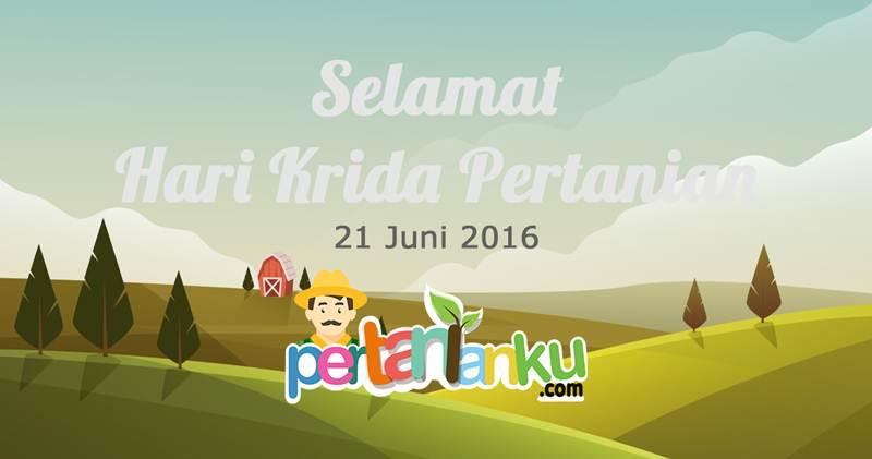 Mengenal Hari Krida Pertanian Indonesia