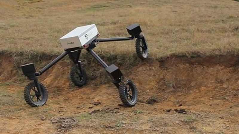Inilah Robot Petani Masa Depan