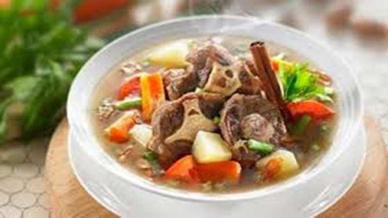 Cara Praktis Membuat Sup Kambing
