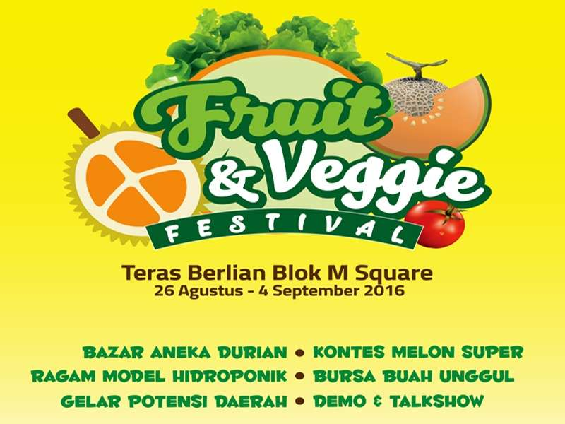 Hadirilah Fruit And Veggie Festival
