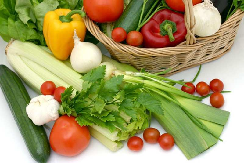 Mitos Kandungan Gizi Sayuran Organik