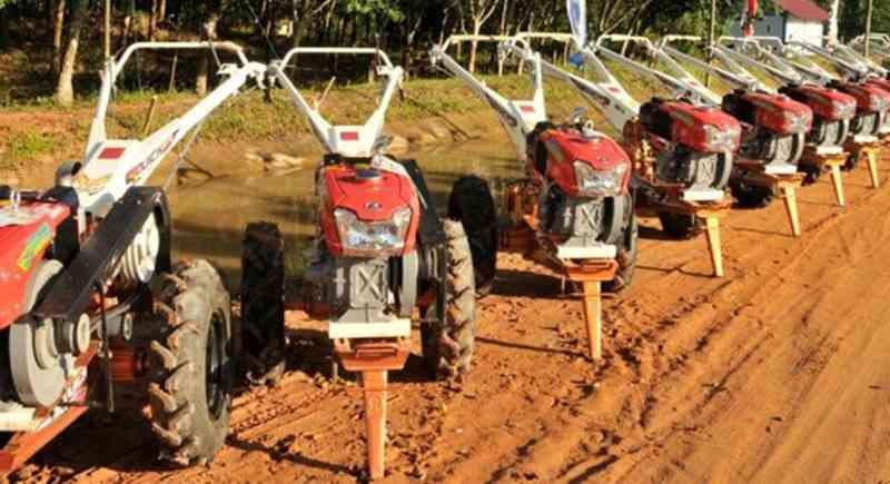 Industri Mesin Pertanian RI Dukung Kedaulatan Pangan