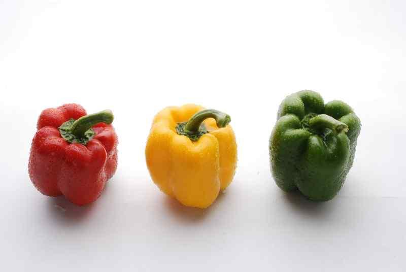 Inilah Manfaat Warna-Warna Paprika