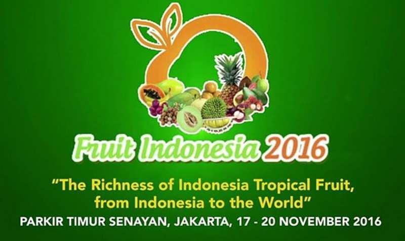 Datang dan Kunjungilah Pameran Fruit Indonesia 2016