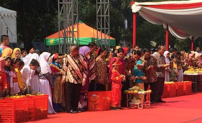 Fruit Indonesia Menjadi Ajang Keragaman Buah Lokal