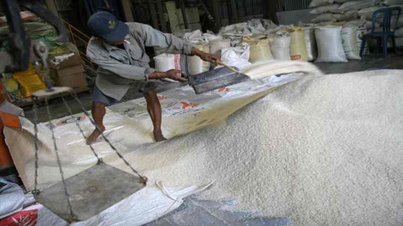 Inflasi di Bali Rendah, Harga Beras RI Terkendali