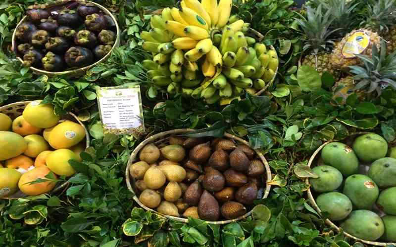 """Fruit Indonesia """"Pameran Buah Terbesar di Indonesia"""""""