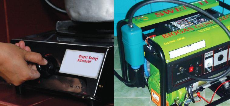Biogas, Solusi Krisis Energi Untuk Masyarakat Pedesaan