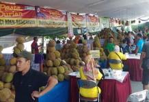 Lebih Meriah, Pesta Durian Kali ini Siap Manjakan Anda