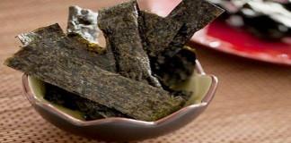 Makan Rumput Laut Sama Dengan Membakar Kalori Saat Berolahraga