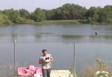 Wow, Memancing Ikan Pakai Drone Kamera