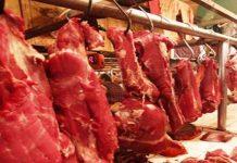 Mentan Sidak Pasar Cengkareng, Harga Daging Sapi Rp130.000 per Kg