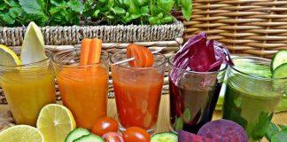 lebih sehat jus atau sayur