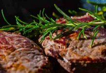 paduan steak dan keju
