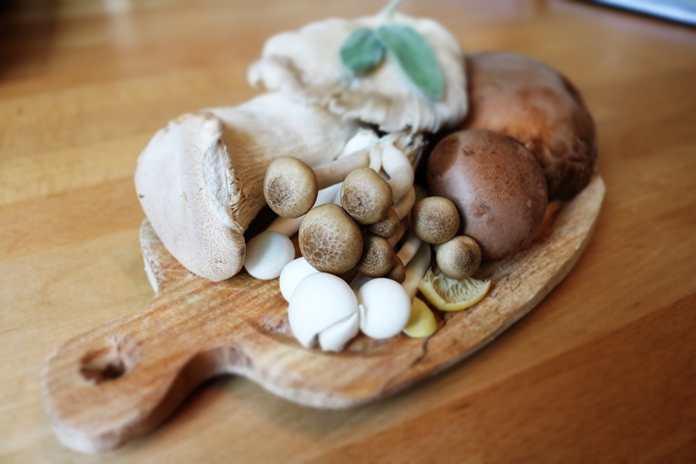 konsumsi jamur