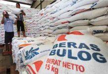 kesulitan dalam menyerap beras hasil petani pati
