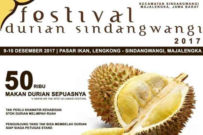 Festival durian sinapeul 2017