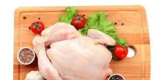 bahaya mencuci daging ayam mentah