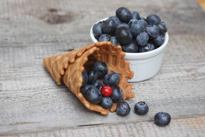 Blueberry Bisa Membantu Pengobatan Kanker Serviks