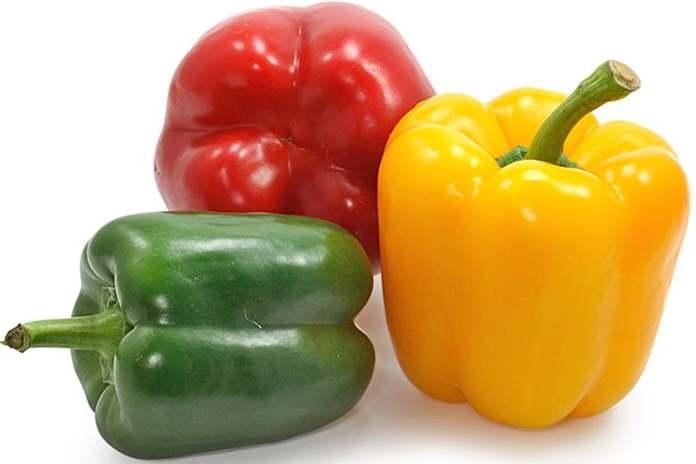 perbedaan paprika