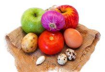 tomat dan apel