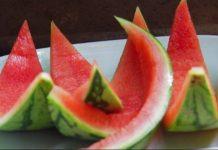 kulit semangka