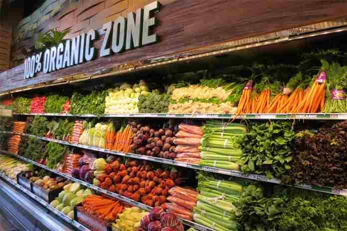 mitos tentang makanan organik