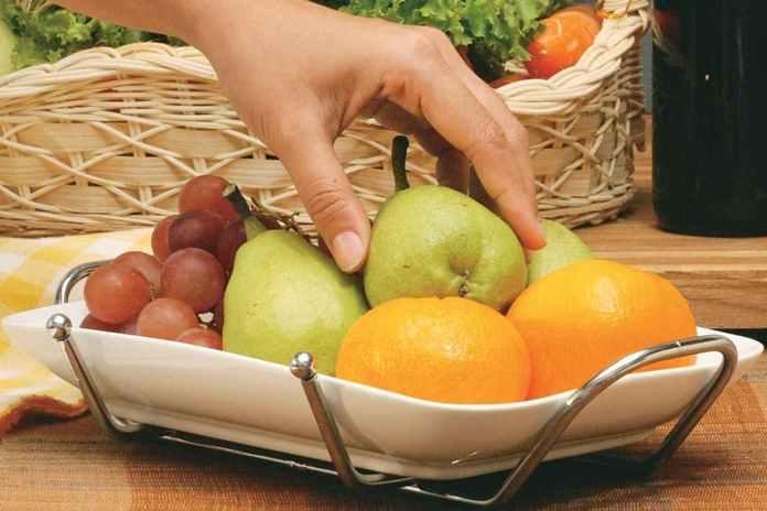 memilih buah yang baik