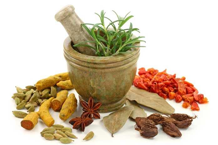 Racikan herbal