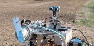 robot pertanian