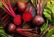 Konsumsi buah bit