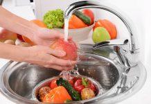 cara terbaik mencuci sayuran dan buah