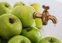 perbedaan minuman sari buah dan rasa buah