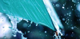 Manfaat sehat air hujan