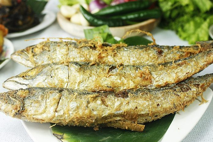 khasiat ikan pindang