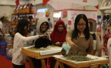 Indonesia international Pet Expo