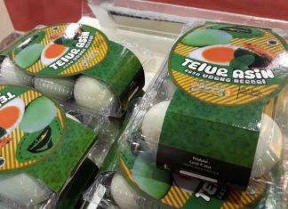 Telur Herbal Rasa Udang