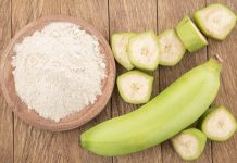 Mengolah pisang menjadi tepung