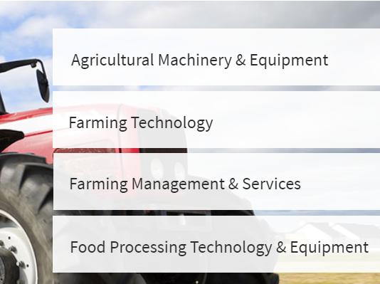 International Farming Technology