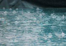 panen air hujan