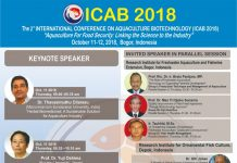 International Conference Aquaculture Biotechnology