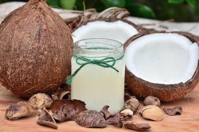 kegunaan minyak kelapa