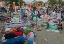 korban gempa Palu-Donggala